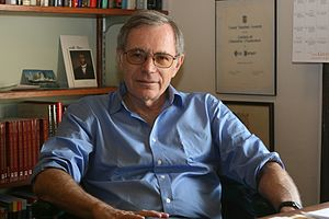 Eric Foner - Foner at his New York City office in September 2009.