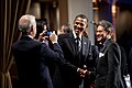 Eric Metaxas with Barack Obama and Joe Biden.jpg