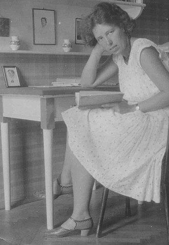 Erika Mitterer - Erika Mitterer circa 1930