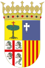Coat-of-arms of Aragon