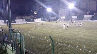 CA Excursionistas - Friendly match at Excursionistas stadium.