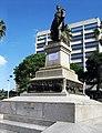 Estatua del General José de San Martin en la plaza San Martin de la Av del mismo nombre - panoramio.jpg