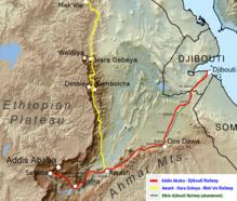 Rail transport in Ethiopia - Wikipedia