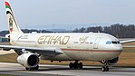 Etihad Airways Airbus A330-300 (A6-AFD) at Frankfurt Airport (2).jpg