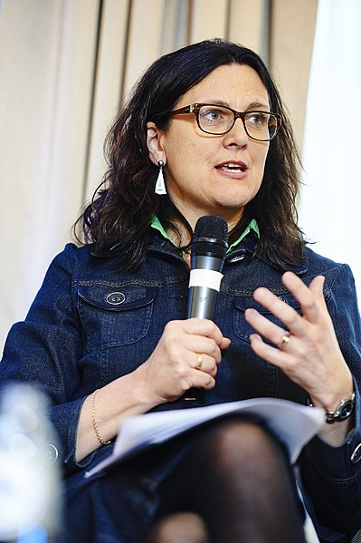 File:European Commissioner for Trade-Cecilia Malmström 2.jpg