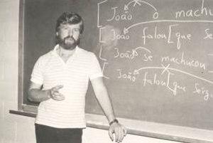 Daniel Everett - Everett during his graduate studies on the Pirahã language at Unicamp
