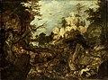 Everzwijnjacht in een rotsachtig landschap Rijksmuseum SK-C-447.jpeg