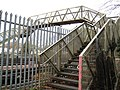 Ewell, Old Schools Lane footbridge - geograph.org.uk - 1170089.jpg