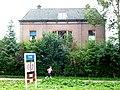 Ewijk (Beuningen, Gld) dubbele woning, van Heemstraweg 23 voor.JPG