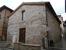 Ex chiesa di Sant'Angelo, oggi auditorium.