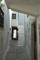 External staircase, street Sanoudis, Kastro Naxos Town, 091366.jpg