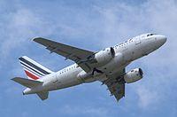 F-GUGF - A318 - Air France