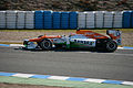 F1 2012 Jerez test - Force India 3.jpg