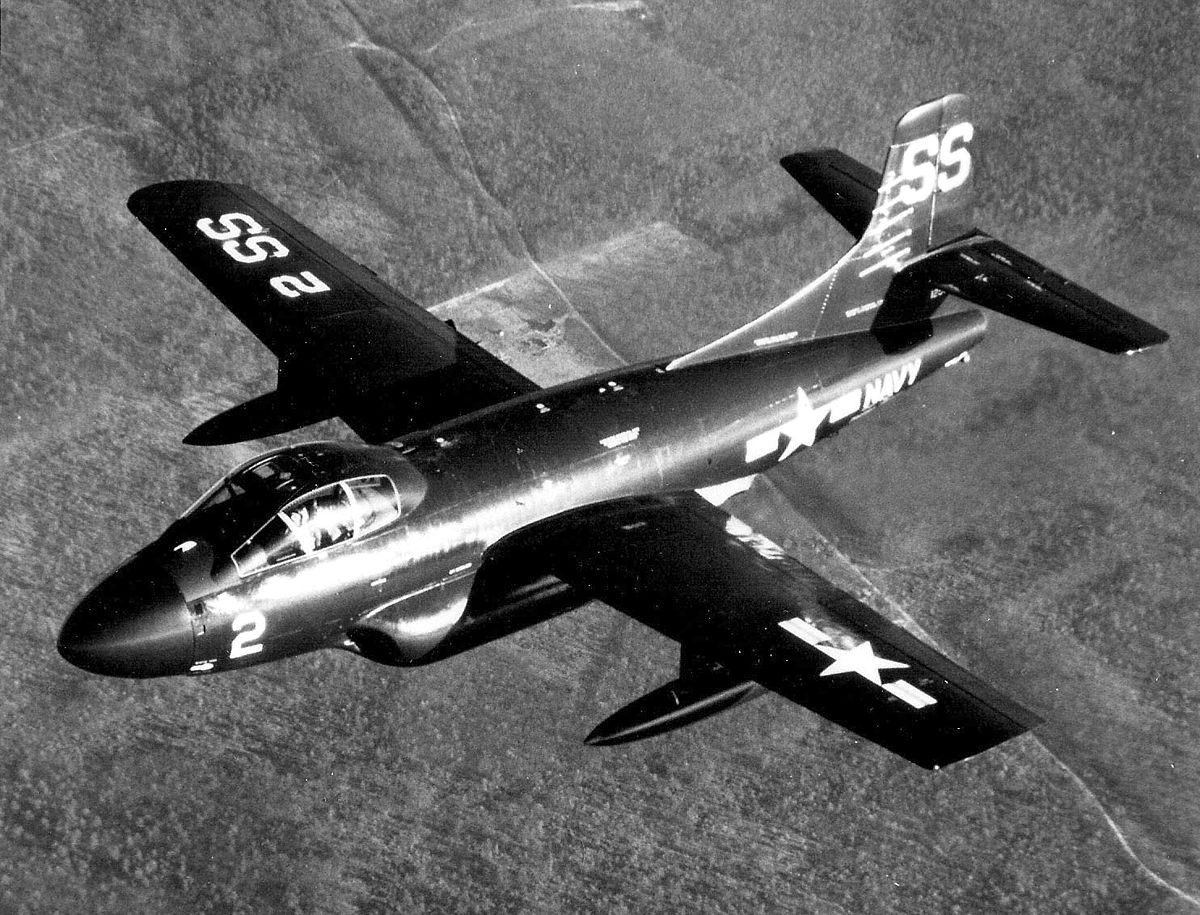 2 Or 3 Things I Know: Douglas F3D Skyknight