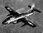 F3D-2 Skyknight of VC-33 in flight 1952.jpg