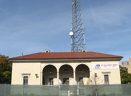 The former FDNY Brooklyn Communications Dispatch Office FDNY radio Empire Blvd jeh.JPG