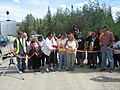 FEMA - 41660 - Ribbon cutting for a road in Alaska.jpg