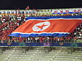 FIFA U20 WOMEN'S WORLD CUP PRK v USA, DPRK Supporters 02.JPG