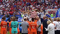 FIFA Women's World Cup 2019 Final - US team on podium (2).jpg