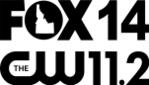 FOX14 & CW Stack Logo 2016