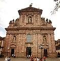 Facade - Jesuitenkirche - Heidelberg - Germany 2017 (crop).jpg