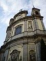 Fachada convexa de la Basílica de San Miguel de Madrid.JPG