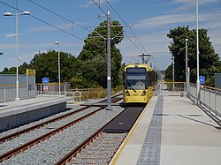 Failsworth Metrolink station-Geograph-3053098.jpg