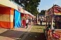 Fair Stalls - Durga Puja Festival - FD Block - Salt Lake City - Kolkata 2013-10-11 3264.JPG