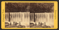 Falls of the Wissahickon, from Robert N. Dennis collection of stereoscopic views.png