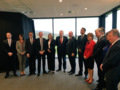 Family photo of Heads of Administration including Secretary of State Karen Bradley at the British-Irish Council Summit hosted by Howard Quayle MHK, Chief Minister of the Isle of Man and the Isle of Man Government. (45120023214).png
