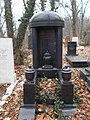 Farkasréti Jewish cemetery. Rosenfeld tomb, 1940. - Budapest.JPG