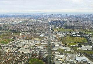 Fawkner, Victoria Suburb of Melbourne, Victoria, Australia