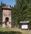 Feistritz ob Bleiburg Ruttach-Schmelz Bleischmelzofen 16042015 2063.jpg