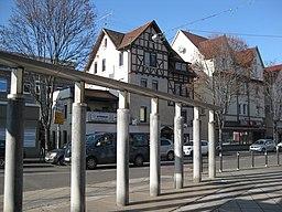 Stuttgarter Platz in Fellbach