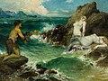 Ferdinand Leeke - Mermaids, 1900.jpg