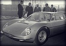 Ferrari 365 P Berlinetta Speciale Wikipedia