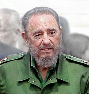 First Secretary of the Communist Party of Cuba