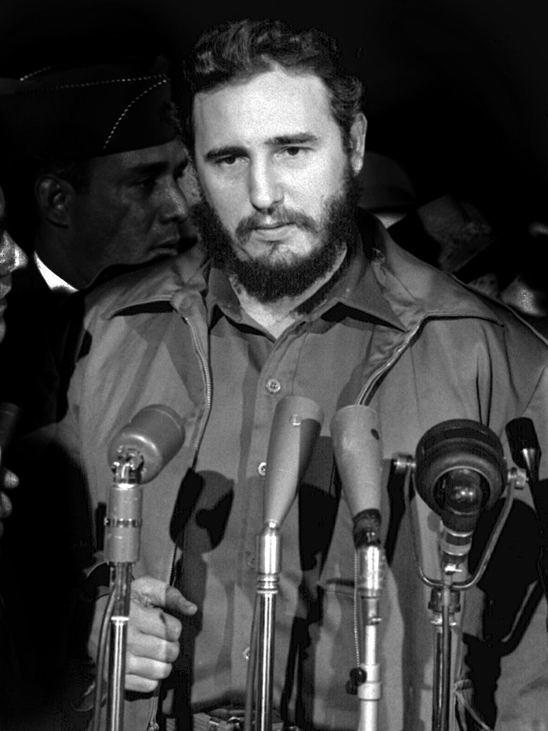 Fidel Castro in Washington.jpg