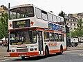 Finglands bus 1773 (N135 YRW) 1996 Volvo Olympian Alexander RH, Manchester Piccadilly, route 42, 25 July 2008.jpg