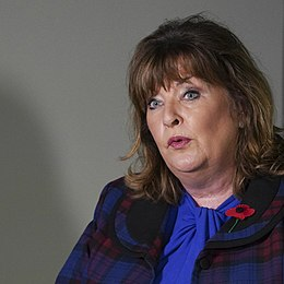 Fiona Hyslop COVID-19 press conference - 30 October 2020 01 (cropped).jpg