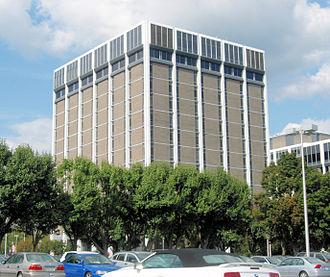 Firaxis Games - Executive Plaza III on 11350 McCormick Road, Hunt Valley, Maryland, home to Firaxis Games' former headquarters