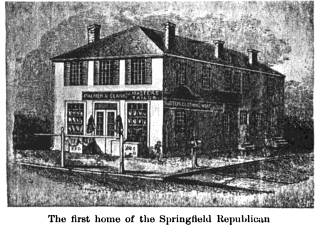 First Home of the Springfield Republican