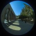 Fisheye lenses-HDR Technique- Tomb of Saadi - Shiraz-Iran آرامگاه سعدی معروف به سعدیه در شیراز- ایران 01 (cropped).jpg
