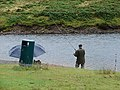 Fishing in Dinas Reservoir - geograph.org.uk - 929740.jpg