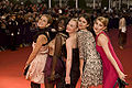 Five actresses posing at the 2009 Deauville American Film Festival-01.jpg