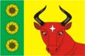 Flag of Krutoe (Krasnodar krai).png