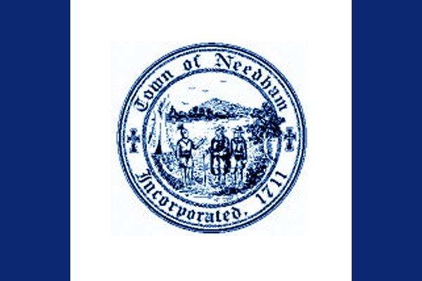 Flag of Needham, Massachusetts