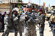 Flickr - DVIDSHUB - Iraqi Police Build Relationships in Basra