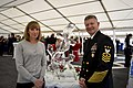 Flickr - Official U.S. Navy Imagery - MCPON Rick West and his wife Bobbi..jpg