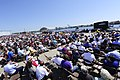 Flickr - Official U.S. Navy Imagery - Thousands attend the commissioning ceremony for the Navy's ninth Virginia-class attack submarine USS Mississippi..jpg